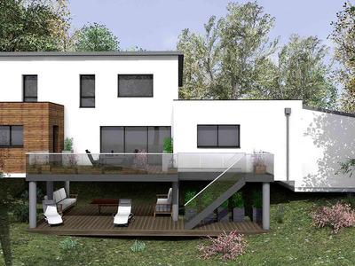 Maison neuve, 168 m²