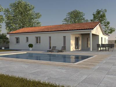 Maison neuve - Billom (63160)