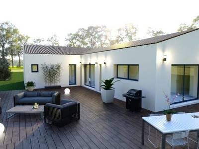 Maison neuve, 120 m² - Carcassonne (11000)