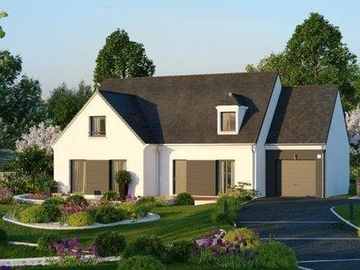 Maison neuve, 165 m²
