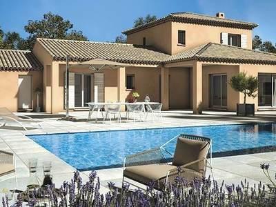 Maison neuve, 160 m² - Puyricard (13540)