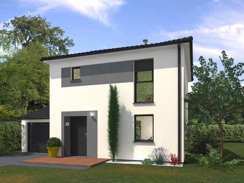 Maison castor claix maisons de 5 pi ces 326000 for Castor grenoble