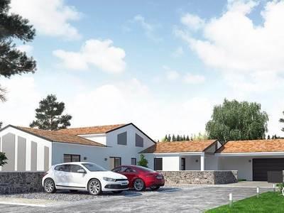 Maison neuve, 152 m² - Breuillet (17920)