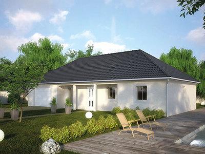 Maison neuve, 75 m² - Saint-Léger-sur-Dheune (71510)