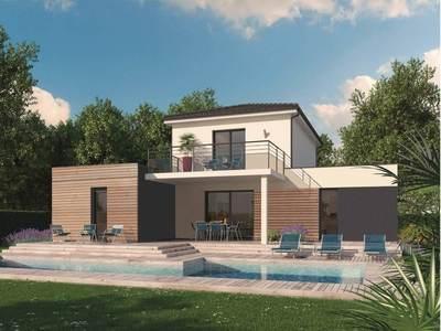 Maison neuve, 115 m² - Médis (17600)