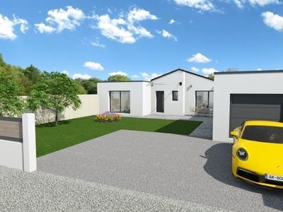 Maison neuve, 130 m² - Saint-Augustin (17570)