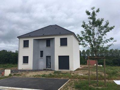 Maison neuve, 133 m² - Laon (02000)