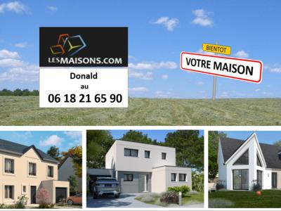 Terrain à bâtir, 200 m² - Viry-Châtillon (91170)