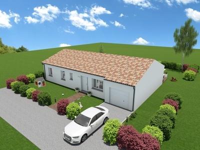 Maison neuve, 116 m²