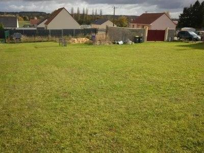 Terrain à bâtir, 801 m²