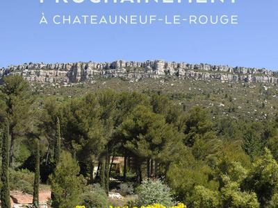 CHATEAUNEUF LE ROUGE