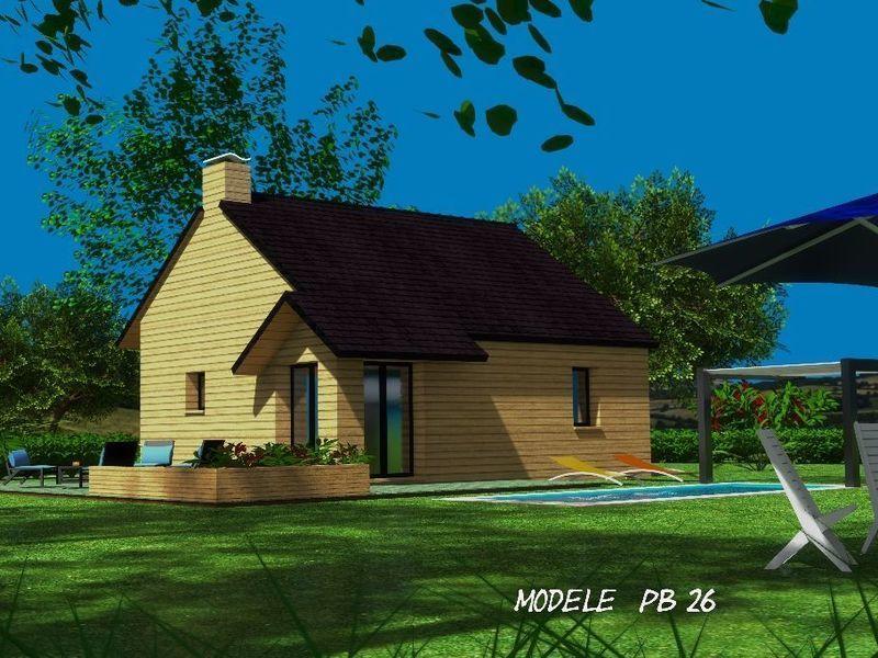 Maison neuve, 54 m²