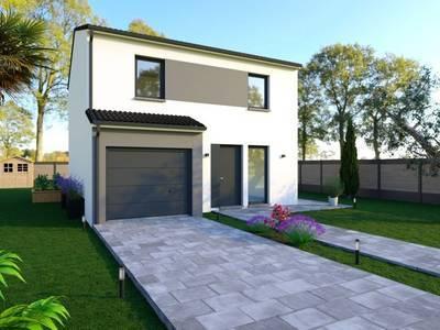 Maison neuve, 102 m² - Moreilles (85450)