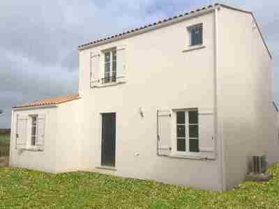 Maison neuve, 116 m² - Saint-Just-Luzac (17320)