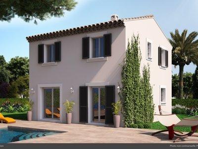 Maison neuve, 90 m² - Gardanne (13120)