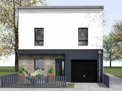 Maison neuve, 110 m² - Rezé (44400)