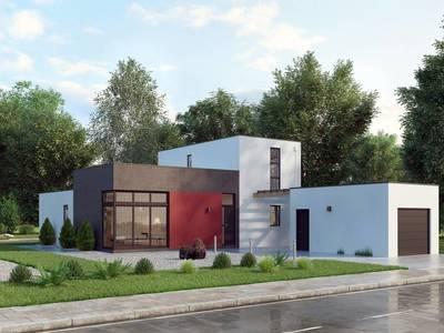 Maison neuve, 105 m² - Le Gua (17600)