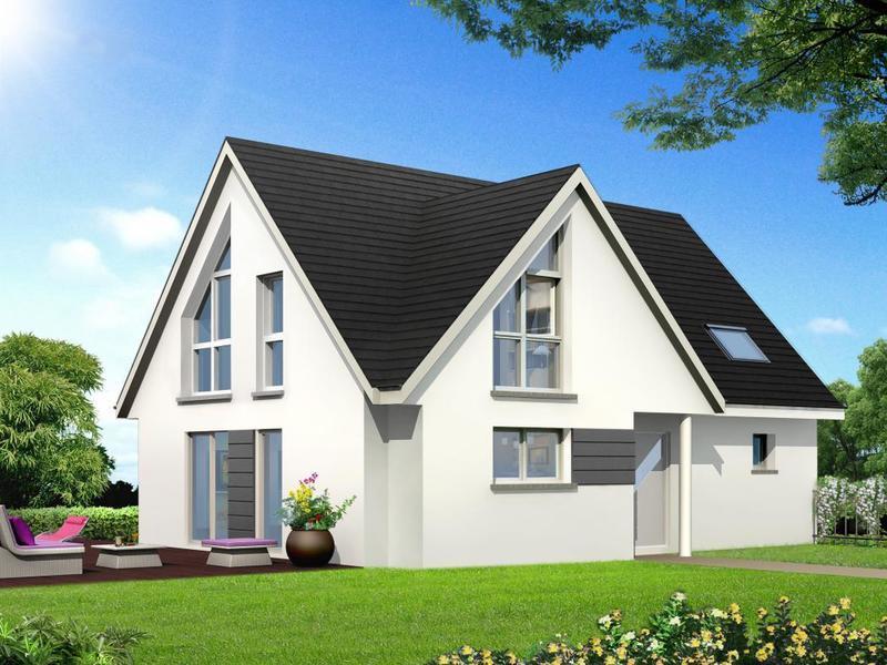 maisons st phane berger lutter maisons 377640 superimmoneuf. Black Bedroom Furniture Sets. Home Design Ideas