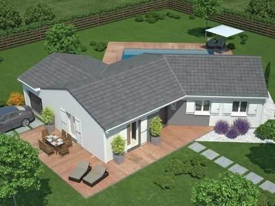Maison neuve, 95 m² - Les Mathes (17570)