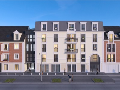 LE PARC DAUPHINE - Orléans (45000)