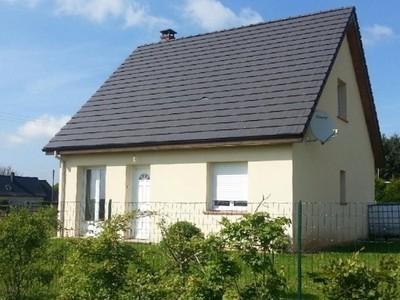 Maison neuve, 80 m² - Barentin (76360)