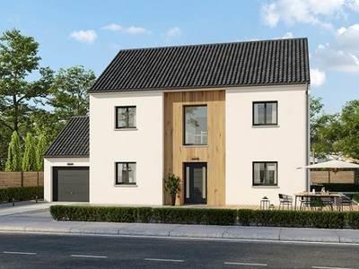 Maison neuve, 140 m² - Etuz (70150)