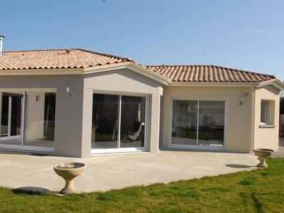 Maison neuve, 107 m² - Curzon (85540)