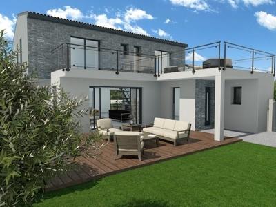 Maison neuve, 143 m² - Juvignac (34990)