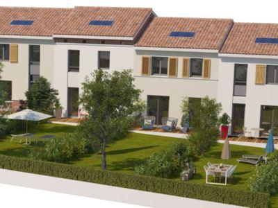Les Villas de COEUR DE VILLE CASTANET