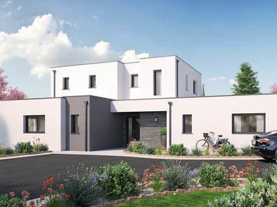 Maison neuve, 237 m²