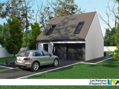 Maison neuve, 65,6 m²