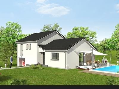 Maison neuve, 85,12 m²