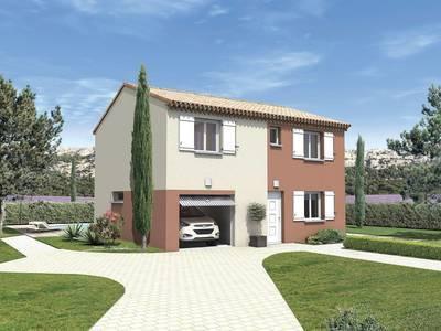 Maison neuve, 90 m² - Bagnols-sur-Cèze (30200)