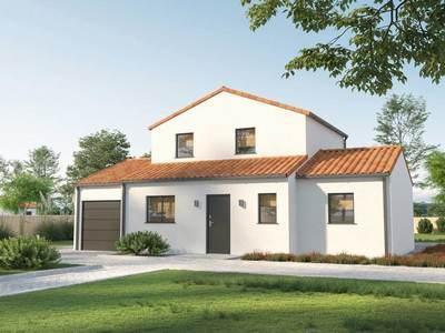 Maison neuve, 90 m² - Rezé (44400)