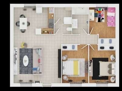 Maison neuve, 84 m² - Vernon (27200)