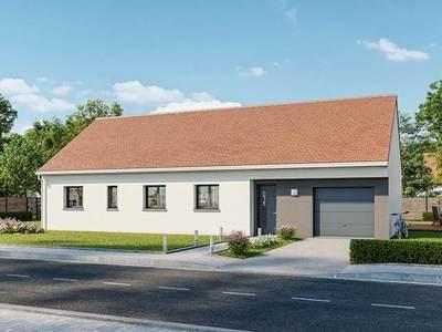 Maison neuve, 110 m² - Farges-lès-Chalon (71150)