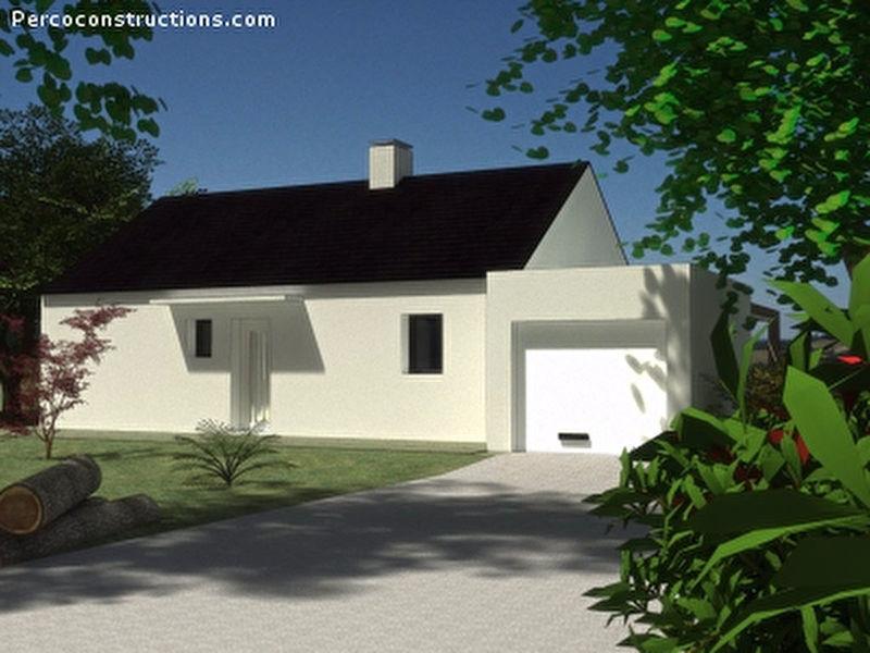 Maison neuve, 70,35 m²