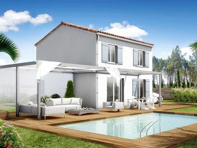 Maison neuve - Gallargues-le-Montueux (30660)