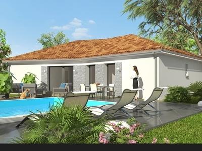 Maison neuve, 90,9 m² - Bruyères (88600)