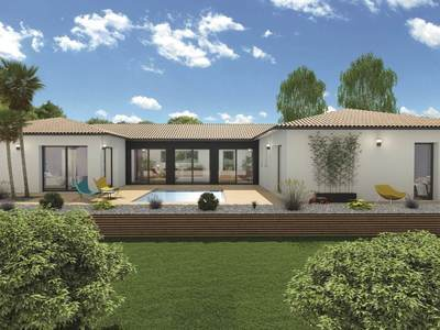 Maison neuve, 182 m² - Vic-en-Bigorre (65500)