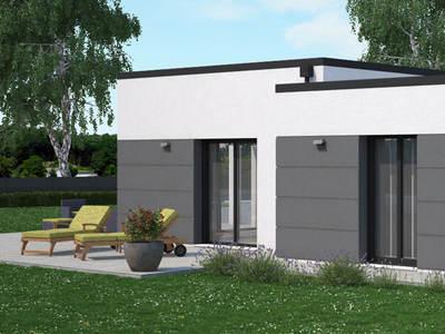 Maison neuve, 134 m²