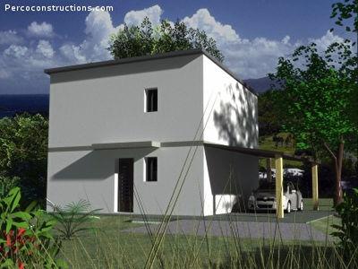 Maison neuve, 75,2 m²