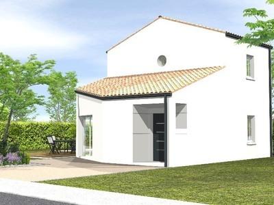 Maison neuve, 75 m² - Saint-Cyr-en-Talmondais (85540)