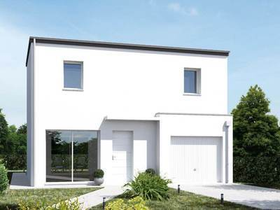 Maison neuve - Vildé-Guingalan (22980)