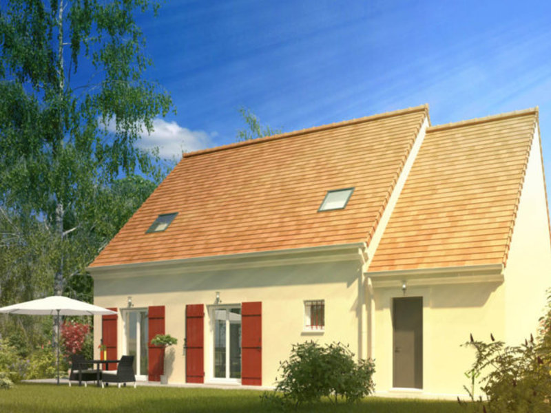 Maisons pierre villeneuve st georges marolles en hurepoix maisons de 5 pi - Domotique maison neuve ...