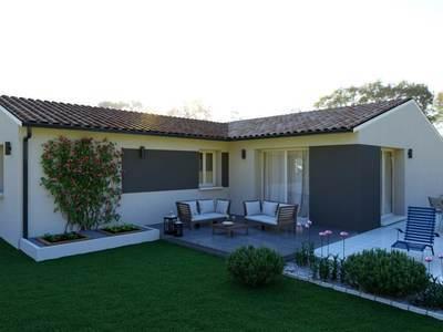 Maison neuve, 140 m² - Mérignac (33700)