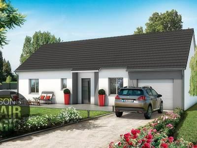 Maison neuve, 100 m² - La Chapelle (03300)