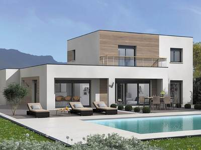 Maison neuve, 110 m² - Francheville (69340)