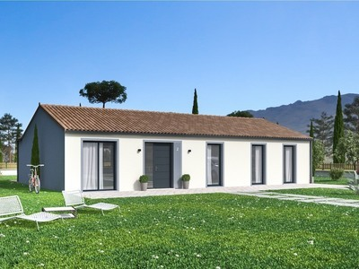 Maison neuve, 128 m²