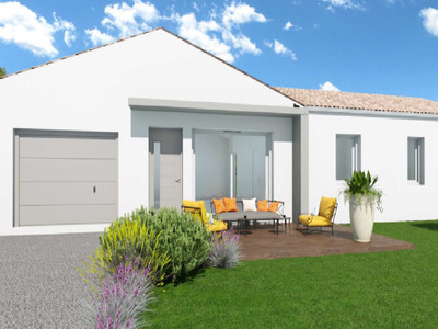Maison neuve - Saint-Cyr-en-Talmondais (85540)
